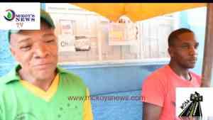 MONTEGO BAY SOUP MEN TALK BUSINESS – MCKOY'S NEWS TV PART 3
