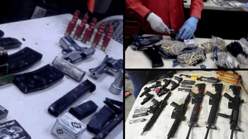 Major Gun Seizure
