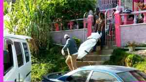 Man Chop Common Law Wife and Daughter to Death in St James