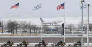 Over 4,000 Flights Cancelled in Northern US States