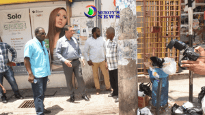 Montego Bay Side Walk and Drain Improvement Project