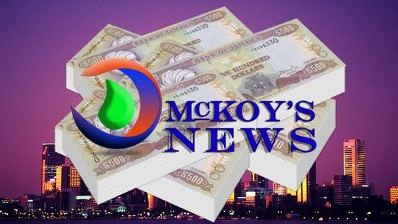 Mckoy's News Jamaican Foreign Exchange