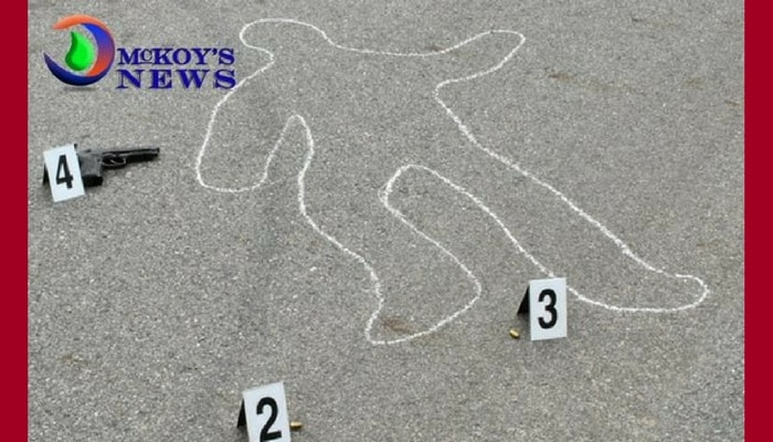 Mckoy's News Shot and Killed