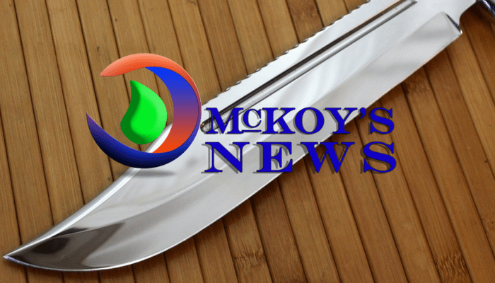 Stabbing Crimes - Mckoy's News Jamaica