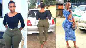Meet Young Girl With Massive Curves That's Causing Traffic Online