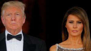 Melania Is Trapped In The White House, Says France's First Lady
