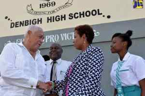 Denbigh High School Gets $1-Million Donation From Government