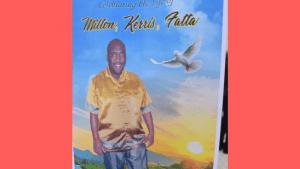 Milton Kerris Rodney Laid to Rest