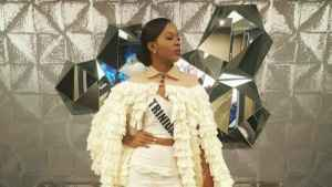 T&T Designer Defends Outfits Given To Miss Universe T&T