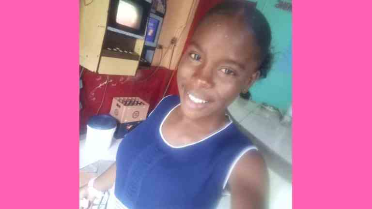 Missing St Andrew Teen Jada Kay Jackson