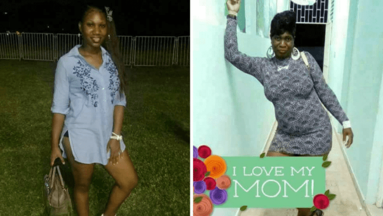 Mobay Mayor Warns Funeral Goers, Mobay Mayor at Funeral, Shantoy Mckenzie, Annmarie Johnson, CambridgeMother and Daughter Murdered