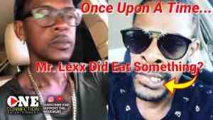 "Mr Vegas ""EXPOSED"" Mr Lex Crash Career | Mr Lex Did Eat Something?"