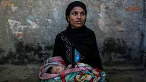 Rohingya Mothers And Babies Hungry And Traumatized