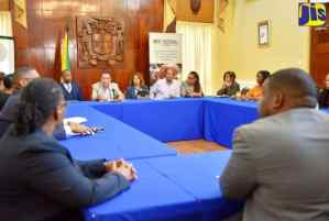 Gov't and Private Sector Reaffirm Commitment to Competitiveness Council