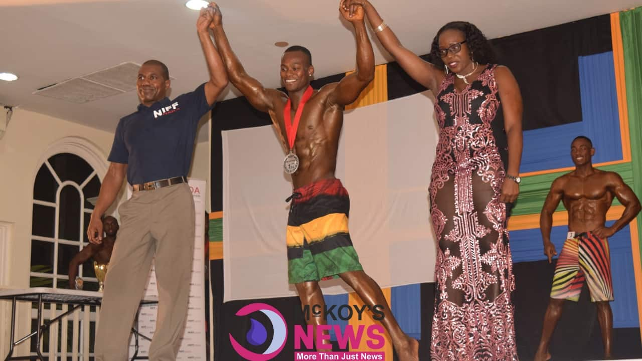 NIFF Canada Bodybuilding in Montego Bay