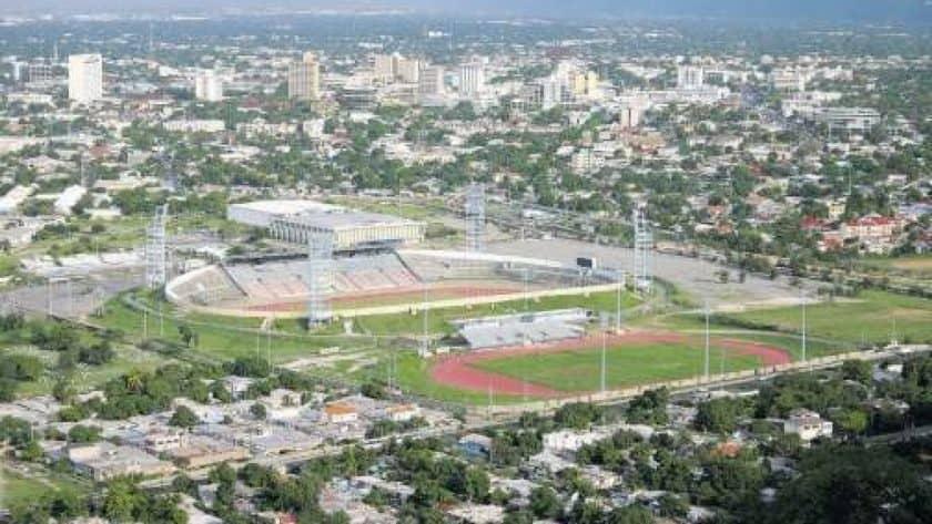 National Stadium Refurbishing