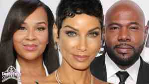 Nicole Murphy is having an affair with a married man!