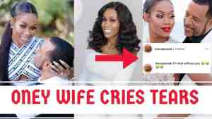 Oney British WIFE CRIES TEARS & Makes EMOTIONAL Posts For His Murder