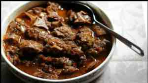 Oxtail That Falls From The Bone