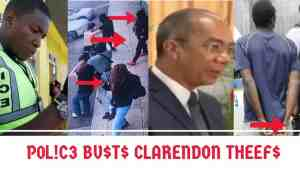 Police Busts Clarendon Criminal Network