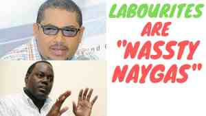 PNP Politician Call Jamaicans Nassty Naygas – Peter Phillips Son Mikael Turn Badbwoy?