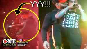 POPCAAN Did This On Stage In England
