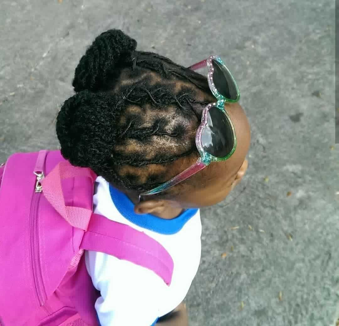 5-year-old girl's dreadlocks are at the center of a Supreme Court battle