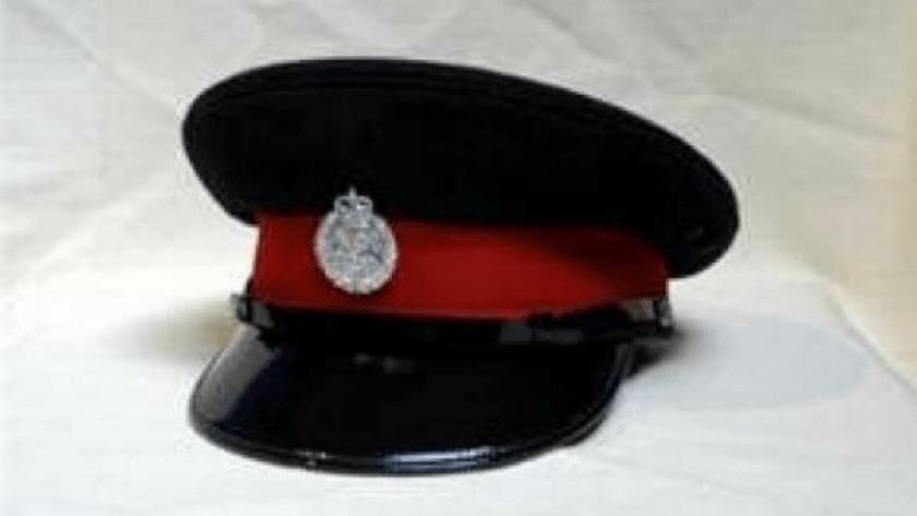 Senior Cop Released