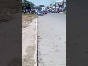 Police Shot in Old Harbour Road Shootout