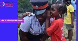 Police Summer Camp Brings Joy to Salt Spring Community in MoBay