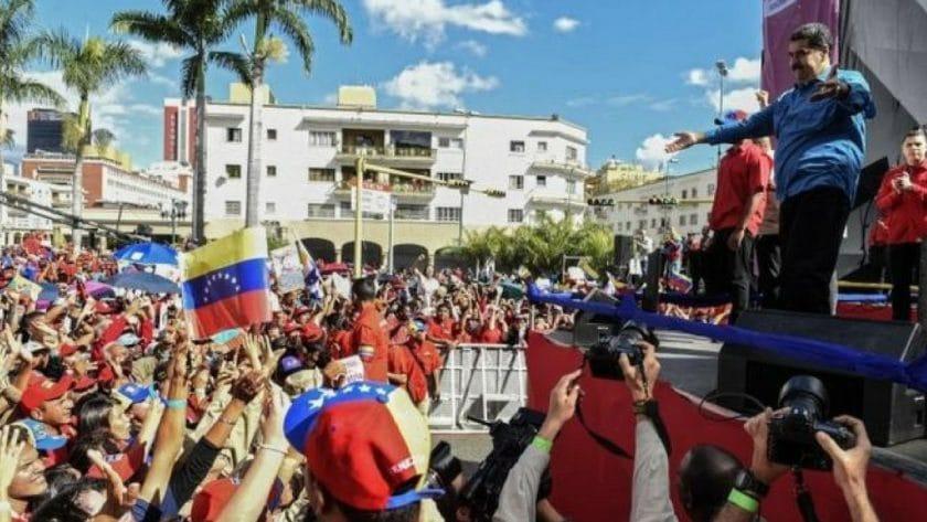 President Nicholas Maduro