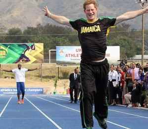 Britain Prince Harry Visits Jamaica Again