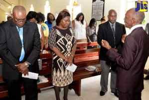 PHOTOS: RGD's 140th Anniversary Church Service
