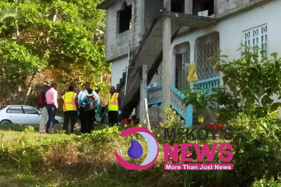Triple Murder in Kingston