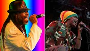 Admiral Tibet and Turbulence at Roots Bamboo Negril