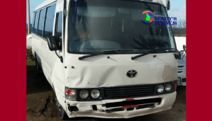 Bus Operator Shot and Injured in West Kingston