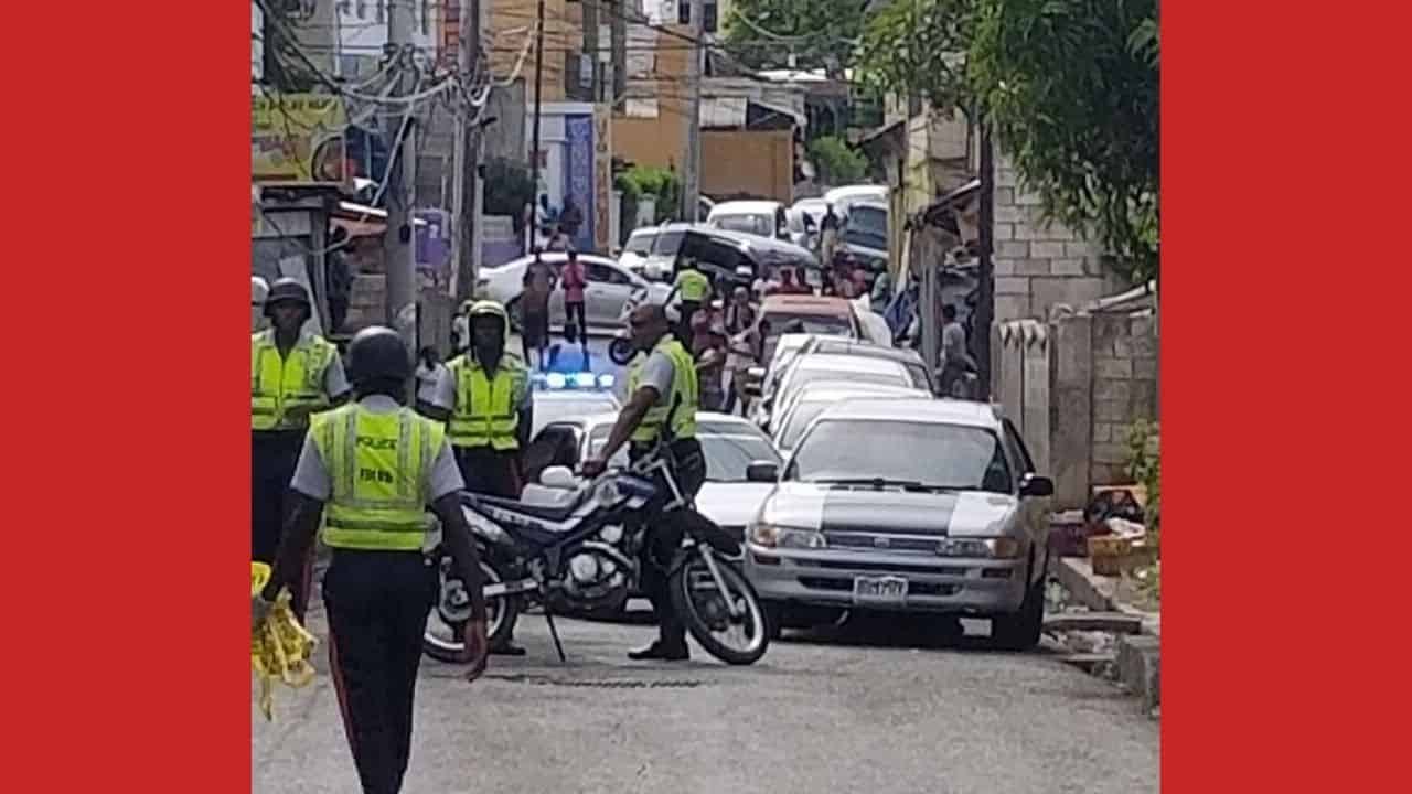 Superman Murdered Along Hart Street in Montego Bay