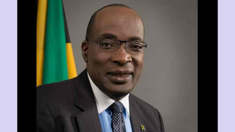 Senator the Honourable Ruel Reid Minister of Education, Youth and Information State of the Nation Debate