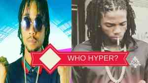Rygin King DISS UP Alkaline On INSTAGRAM & His Fans DEFEND HIM + Rygin King Or Alkaline WHO HYPE?