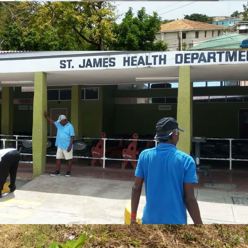 ST JAMES CHIEF PUBLIC HEALTH INSPECTOR