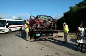 ONE MORE PERSON HAS DIED FROM THE SALT MARSH CRASH