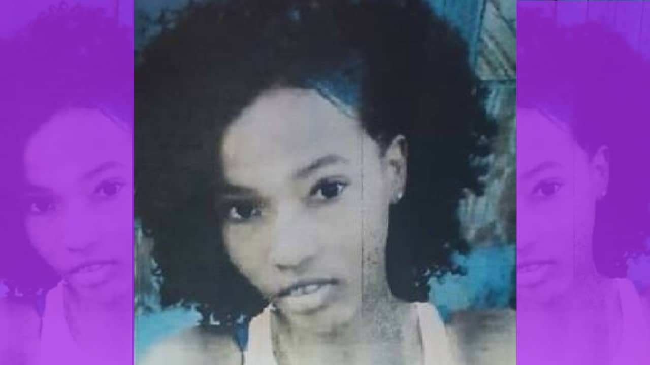 Shantel Brown Missing