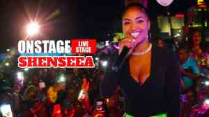 """Shenseea Is """"That"""" Girl At BRT Atlantic City, Ignores The Drama, Pays Tribute To Spice"""