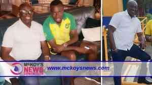 Lucea Mayor is Jamaica's most stylish?