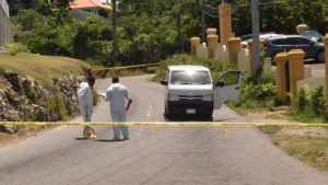 Two Men Shot and Killed at Top Road in Montego Bay