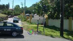 Montego Bay: Mini Van Driver Executed at Stoplight on Queen's Drive