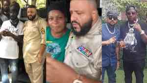 Sizzla, Buju Banton & DJ Khalid SECRET Plans