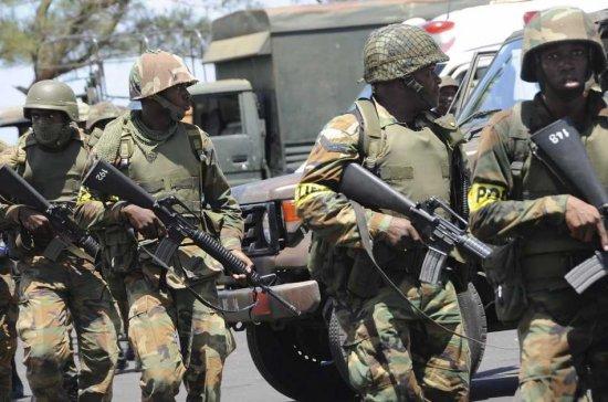 Soldier Jamaica