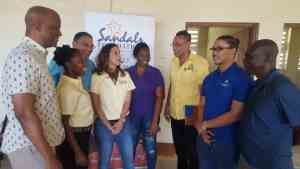 Sandals Foundation/UNEP Assess Solid Waste Reduction Project