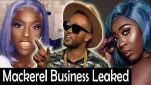 Spice's Alleged Obeah Man talk Mackerel Business